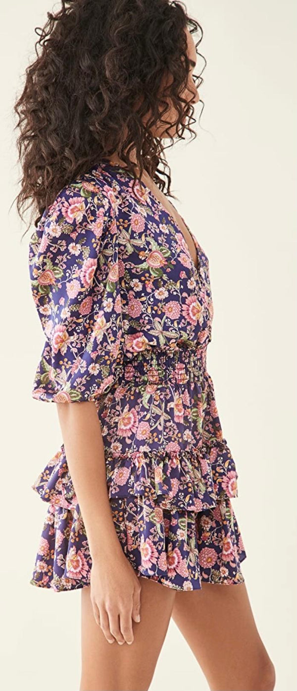LILAH DRESS FALAISE FLORAL