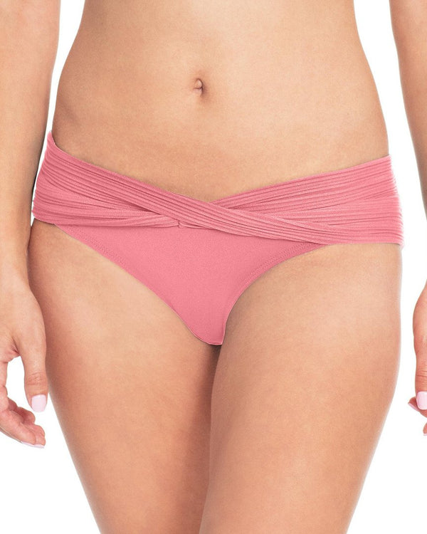 Lily Pink Twist Bottom