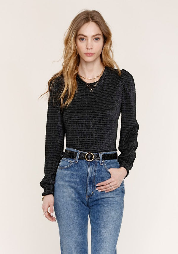 Mollie Sweatshirt Black