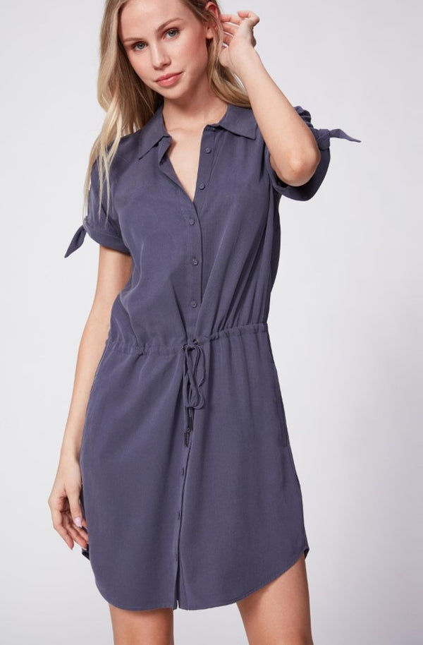 Avery Shirtdress