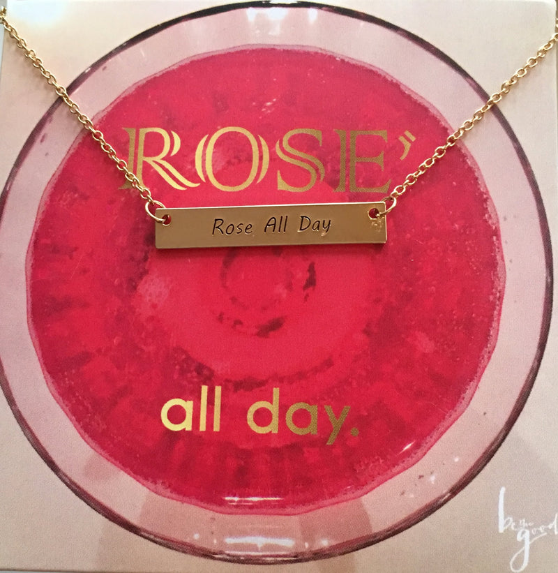 Rose All Day Necklace