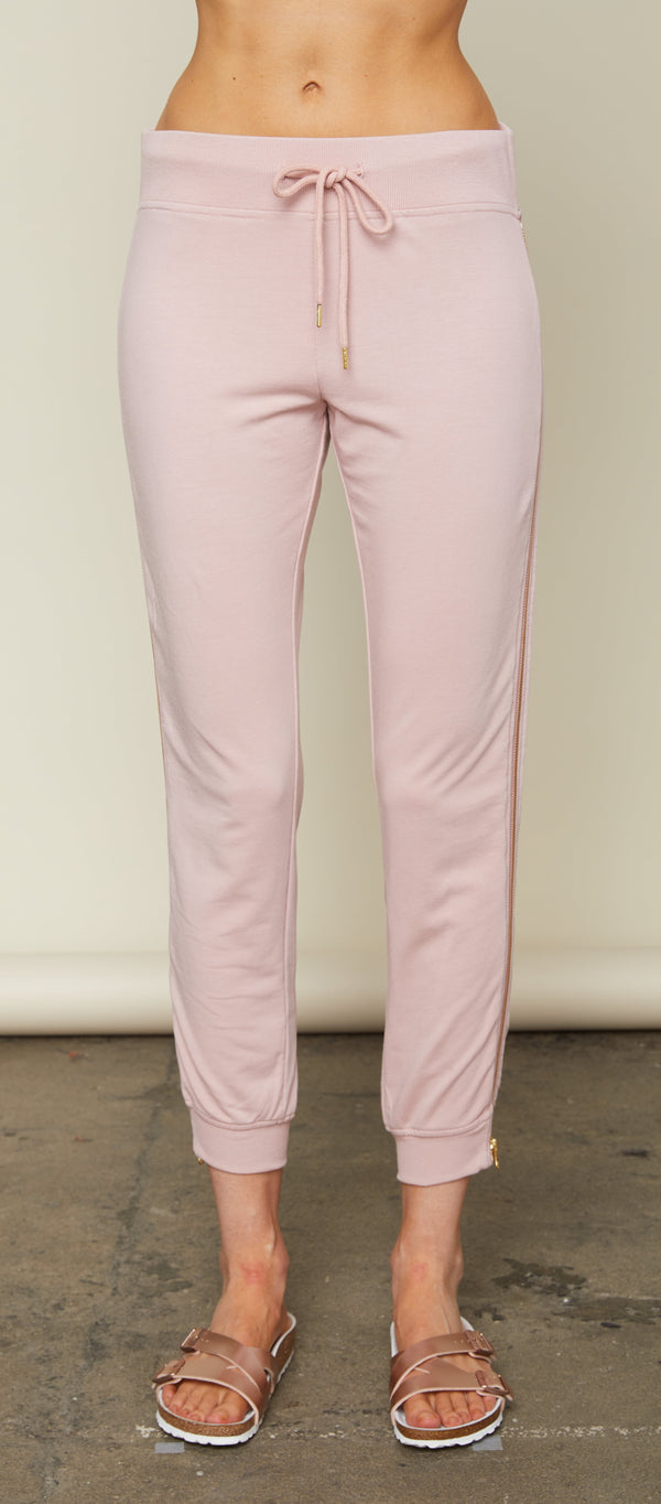 Roth Jogger Dusty Rose