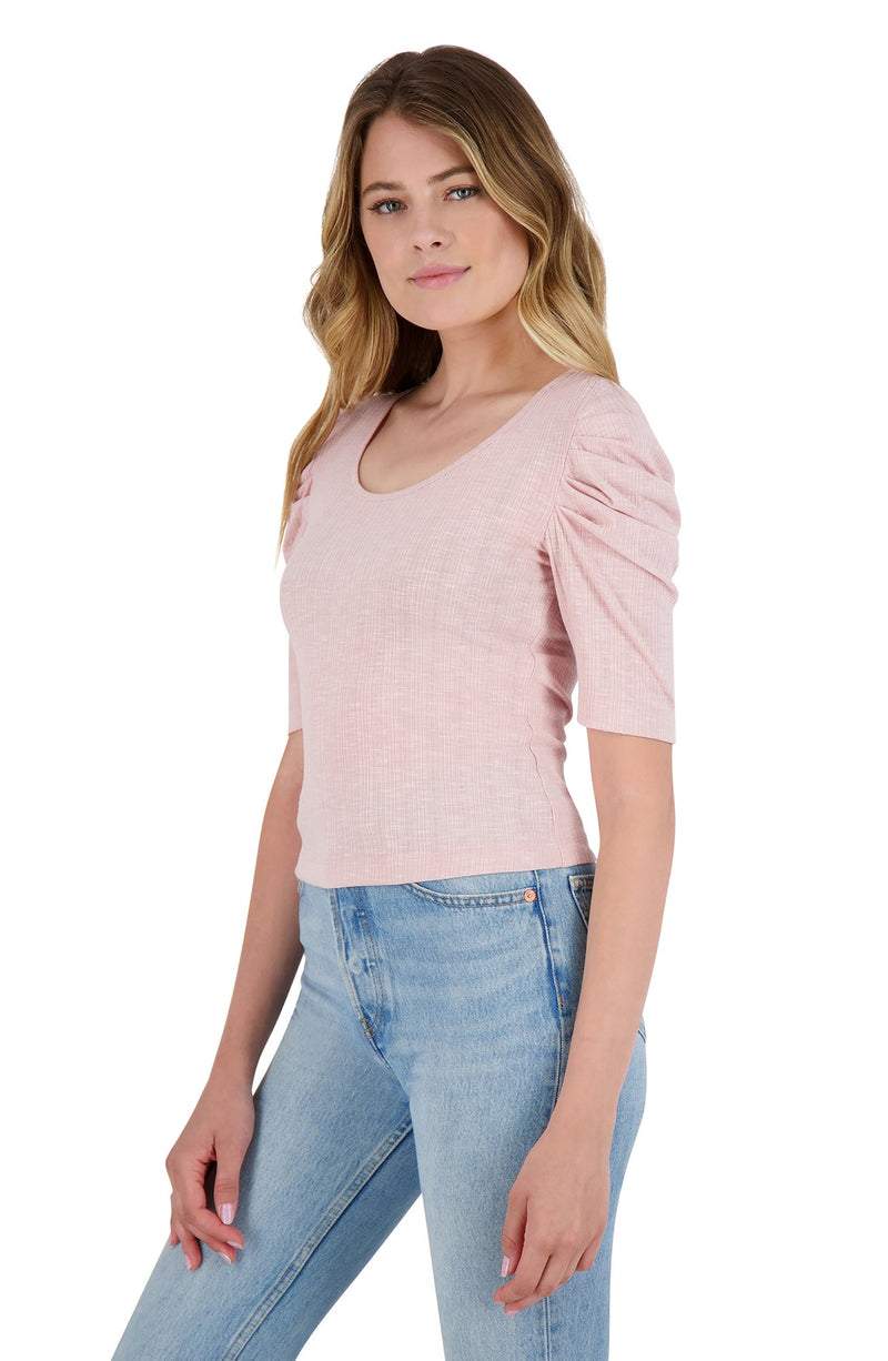 Get the Scoop Top Rose