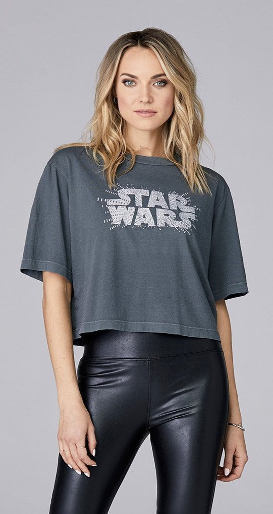 Star Wars Crop Tee