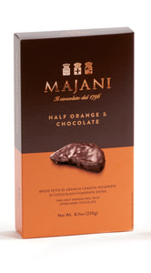 Half Orange & Chocolate 230gr.