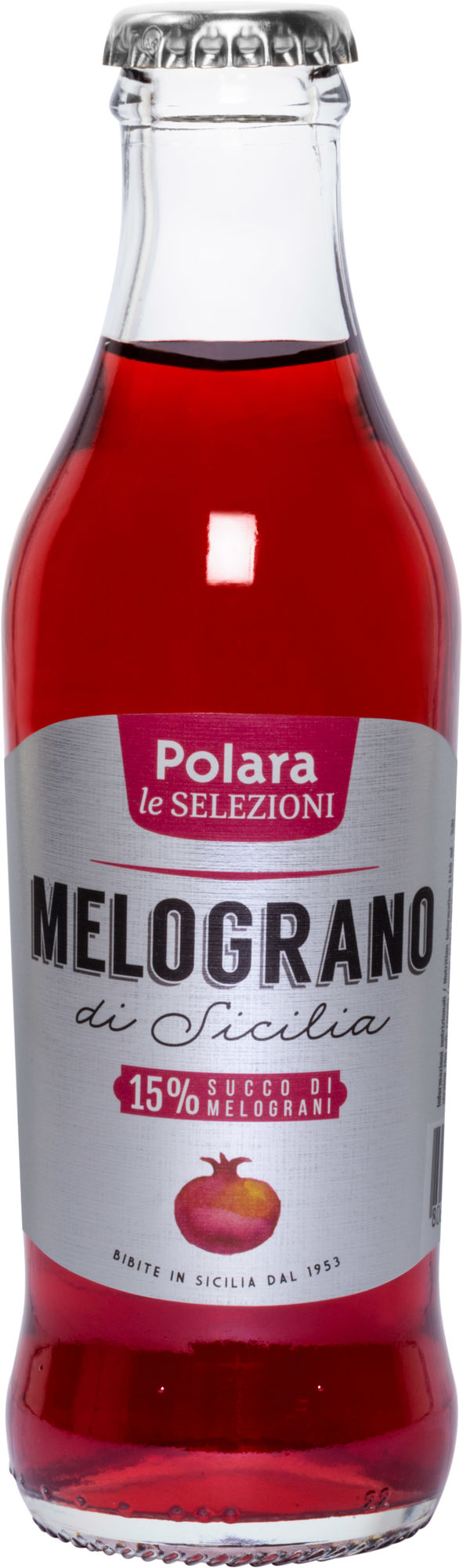 Sparkling Pomegranate 200ml - Polara
