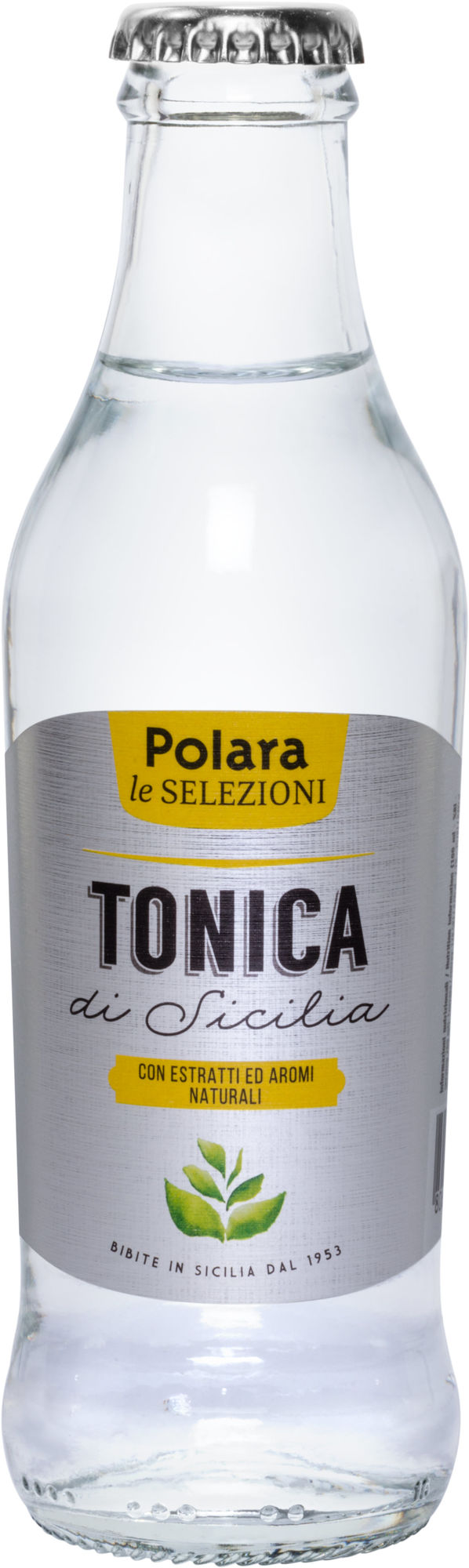 Tonic water 200ml - Polara