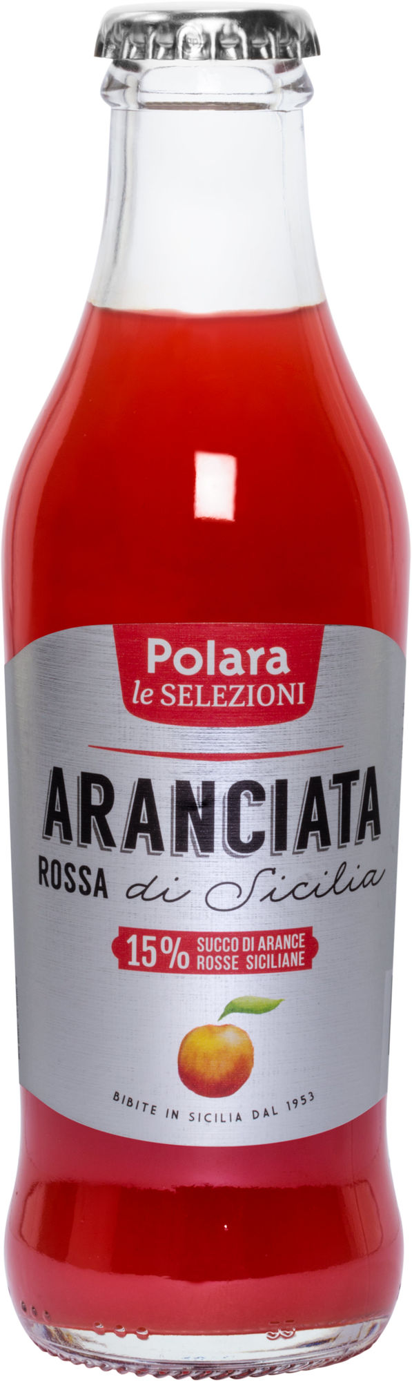 Sparkling Blood Orange 200ml - Polara