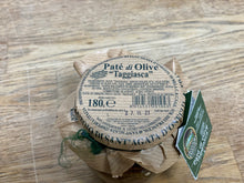 Load image into Gallery viewer, Taggiasche olives paste 180gr. - Sant'Agata d'Oneglia