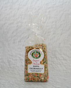 Zuppa Cecirinella Italia Cellophane g 500