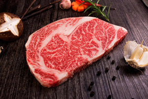 Authentic Japanese Wagyu A5 Entrecote - 200-210 gr. ca - LIMITED QUANTITY AVAILABLE