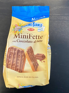 MiniFette - with milk chocolate