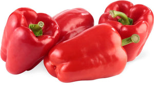 Peperoni Rossi - Red peppers 700-800gr.