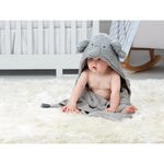 Baby Elephant Hooded Towel