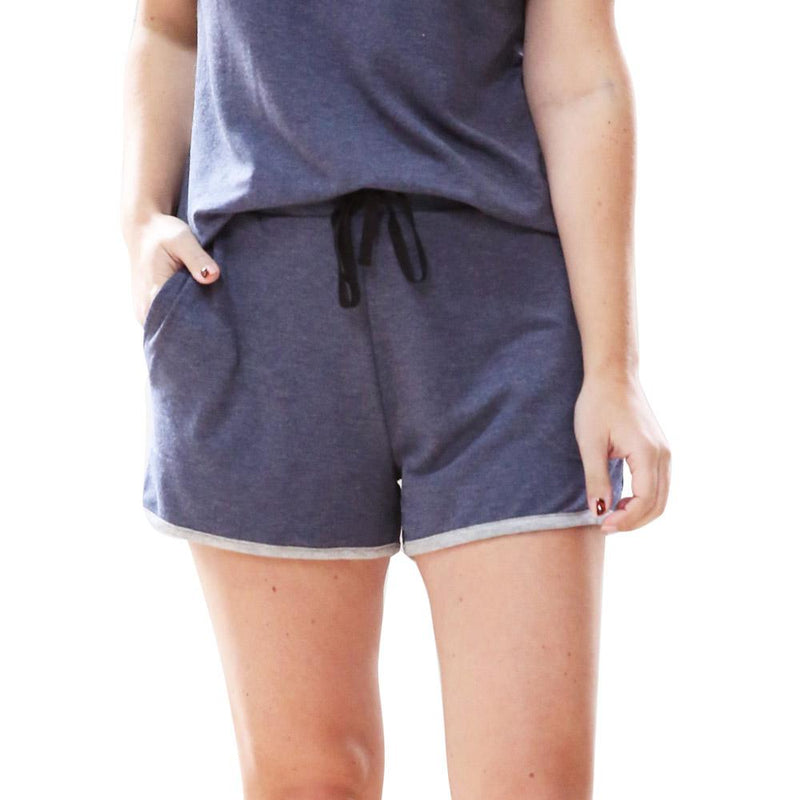 The Weekender Lounge Shorts Navy