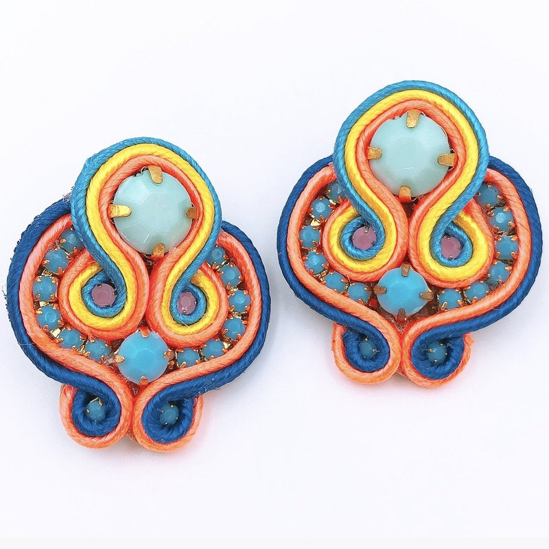 Jenna Blue Earrings