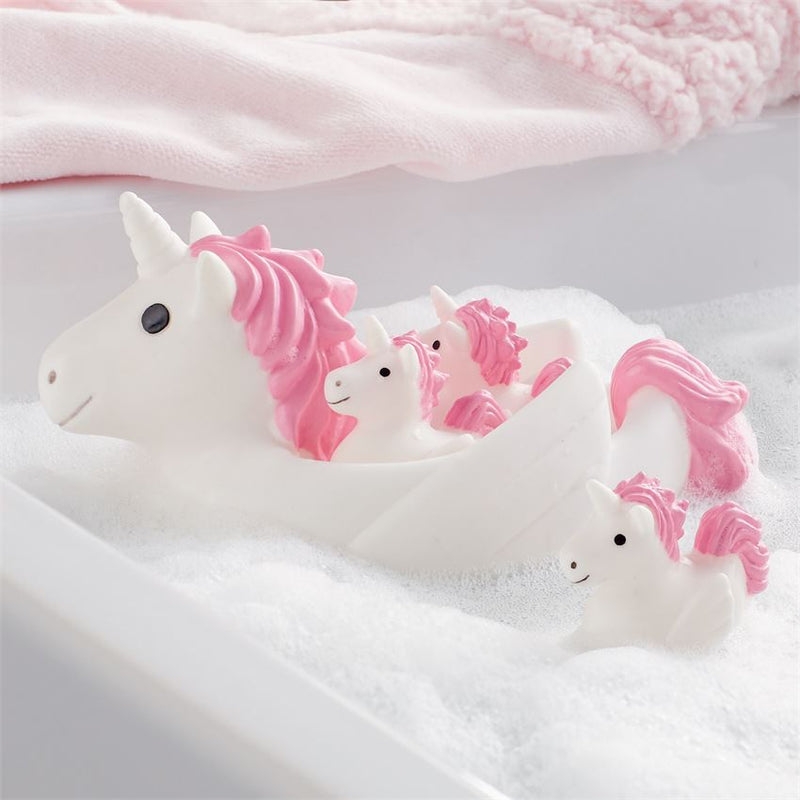 Unicorn Bath Tub Set