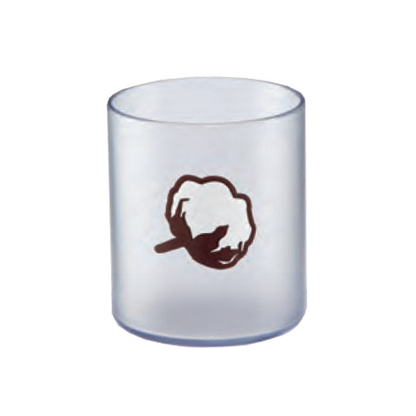 Novelty Plastic Tumblers Set/4