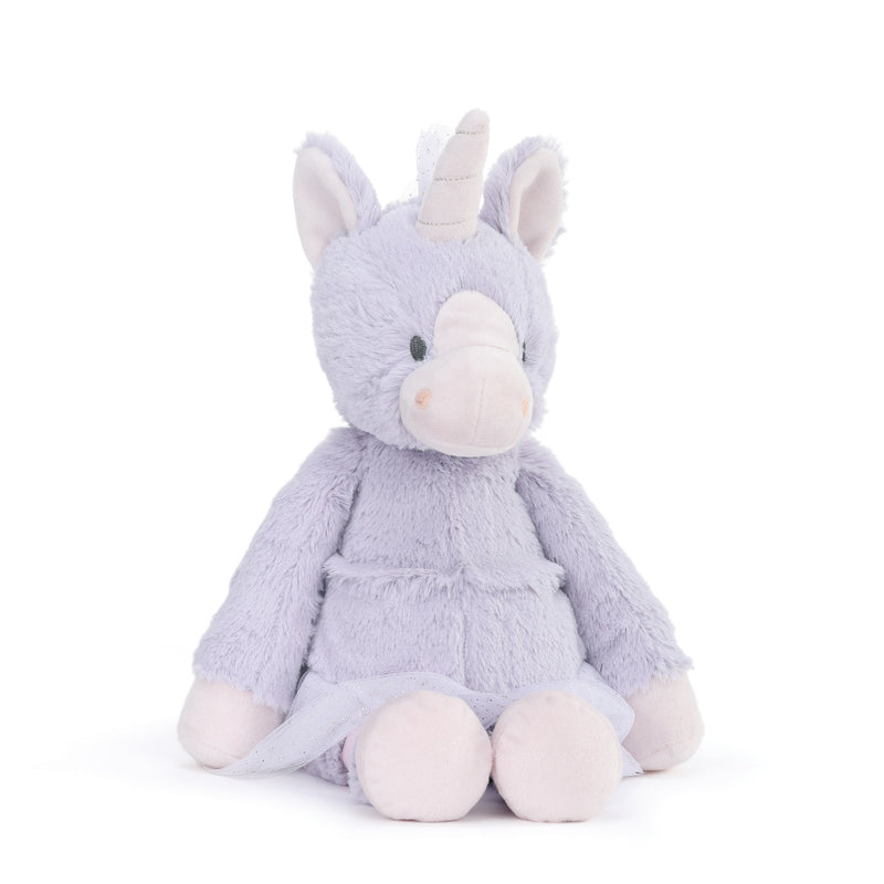 Demdaco Sparkle the Unicorn Plush