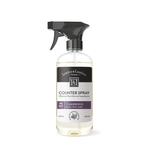 Counter Spray- Linden & London