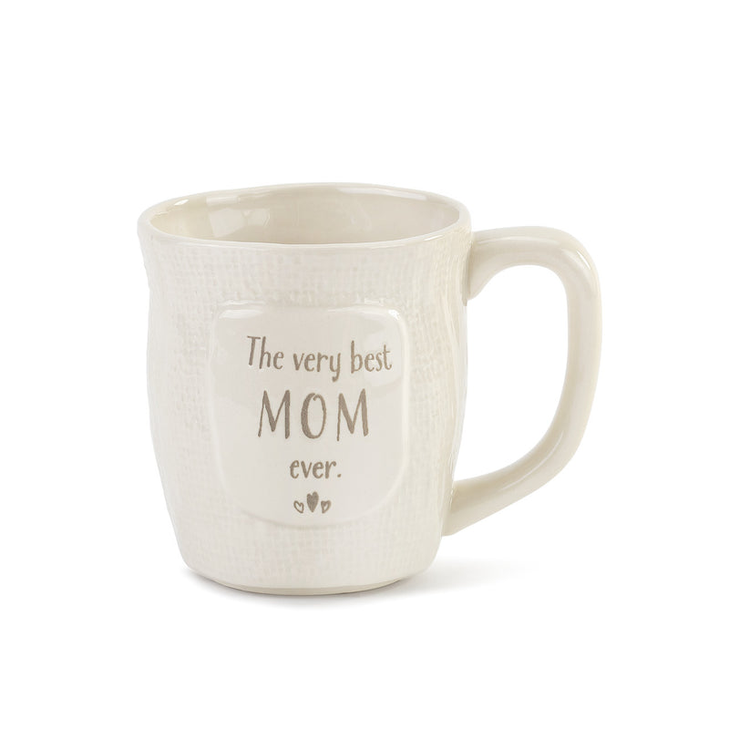 Demdaco The Very Best Mom Ever Mug