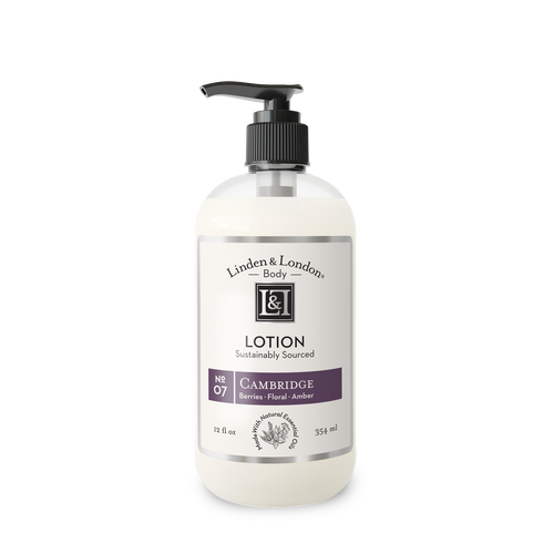 Body Lotion- Linden & London
