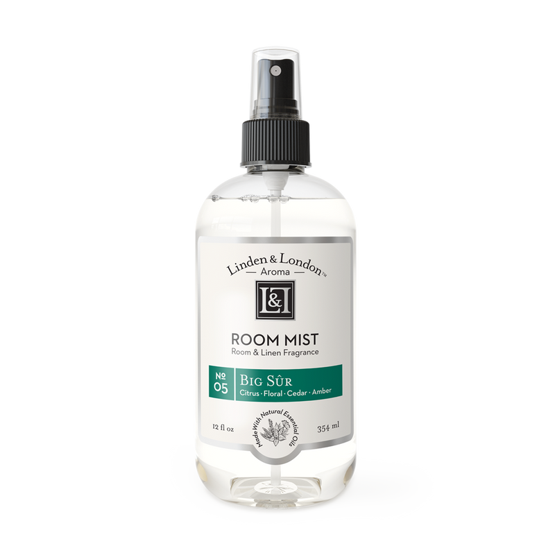 Room Mist- Linden & London