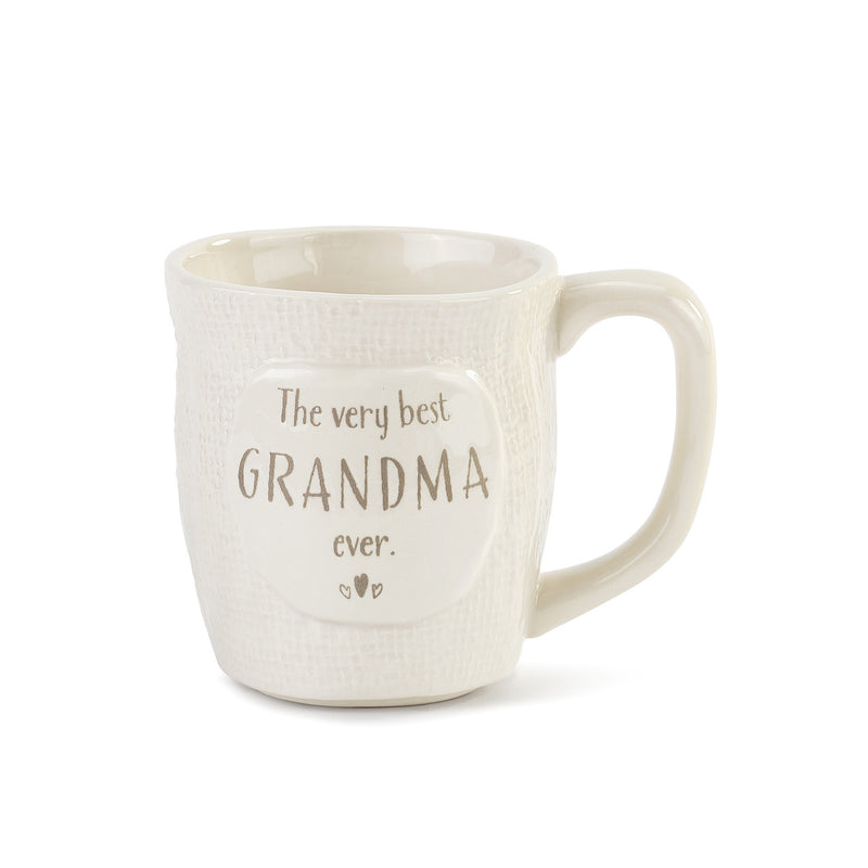 Demdaco The Very Best Grandma Ever Mug