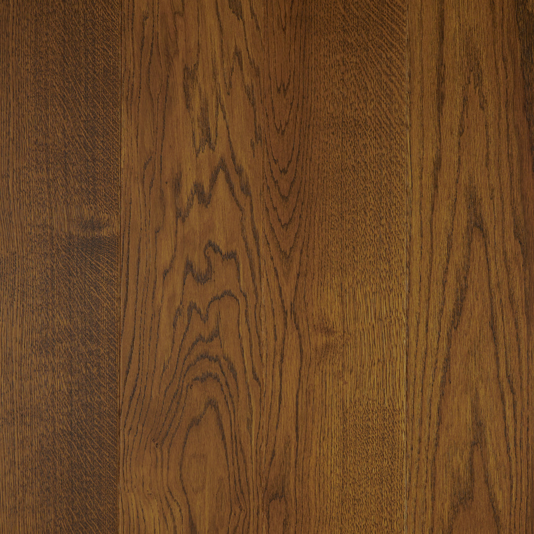 50% OFF Brazil Brown Solid European Oak Plank Brushed UV Oil 180x600-2400x18mm - M2 Price Shown