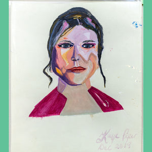 Impression of Ahn Do's Sigrid Thornton