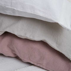 luxury linen bedding