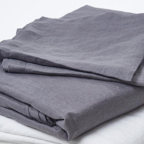 Linen Bedding Bundle - Charcol Grey - Tolly McRae - 1
