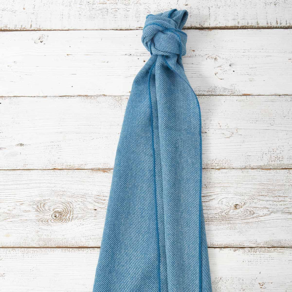 Extra Long Scarf - Teal - Tolly McRae