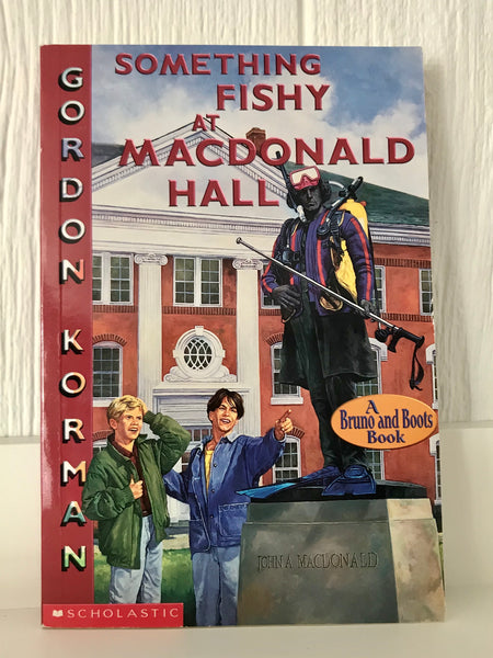 Something Fishy At Macdonald Hall