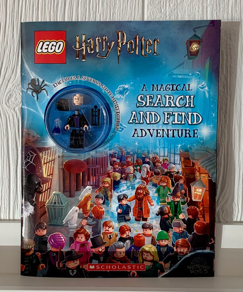 Lego Harry Potter Magical Search & Find Adventure