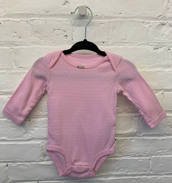 Carters long sleeve onesie 3m