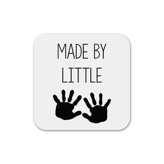 Made by Little Hands (magnet)