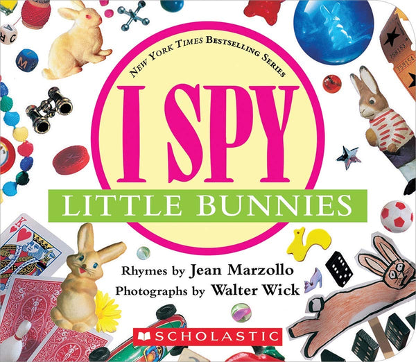 I Spy Little Bunnies (NEW)
