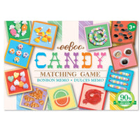 Candy Memory & Matching Game