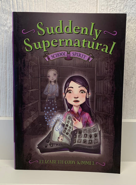 Suddenly Supernatural (series)