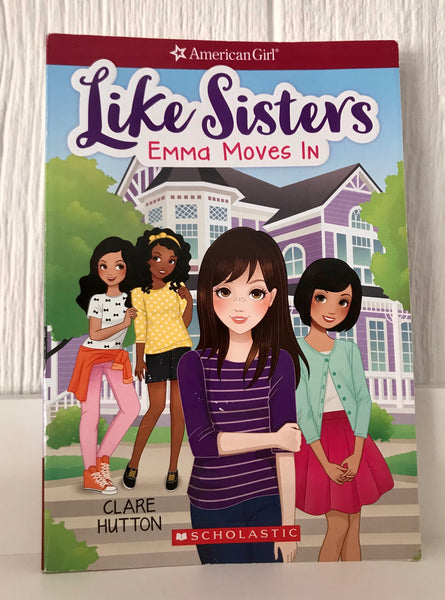 Like Sisters Emma Moves In #1