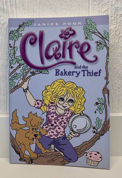 Clare and the Bakery Thief