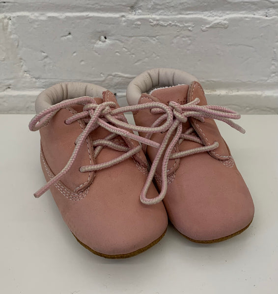 Timberland leather baby boot 2