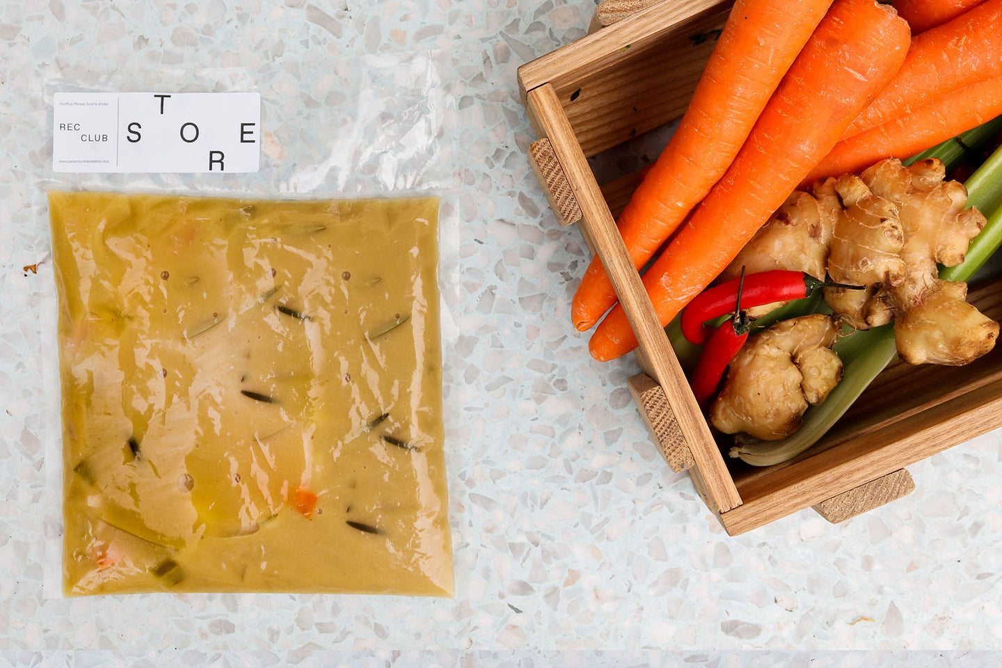 Cure-all Chicken Soup (Family)