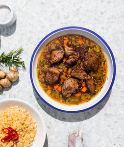 Hearty Beef Stew (Family)