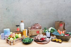 Vegetarian Wellness Box (Singles)