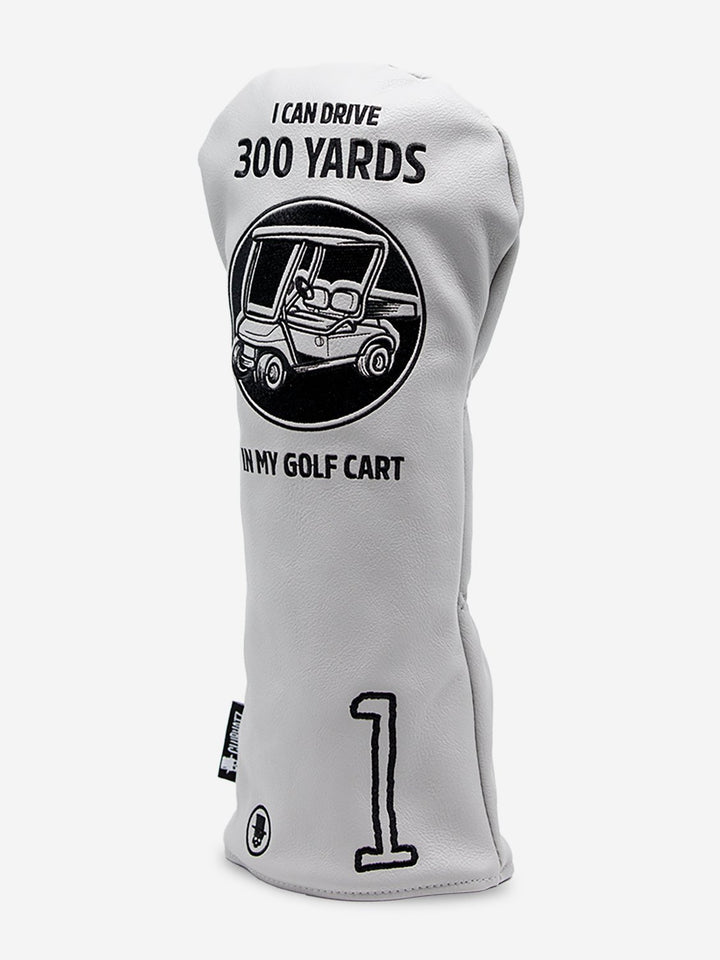 CLUBHATZ - The 300 Yards Driver