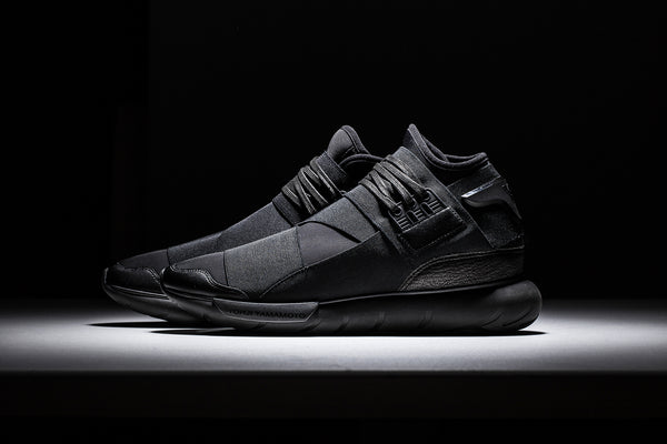 Y3 Qasa High Black Probus NYC