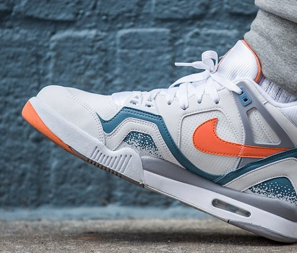 Nike Air Tech Challenge II Clay Blue Sneakers