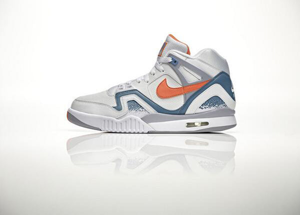 NIKE Agassi Clay Blue Sneakers